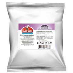 Перец сладкий сублимированный 'Гала-Гала', 50г