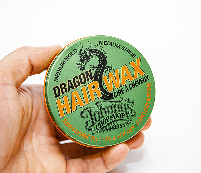 06604 Воск для волос со средней фиксацией и блеском Johnny's Chop Shop (75 гр) фото 03