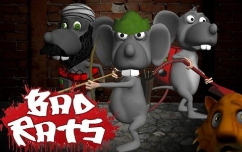 Bad Rats: the Rats' Revenge (для ПК, цифровой ключ)