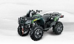 Квадроцикл Arctic Cat MUDPRO 1000 LIMITED фото