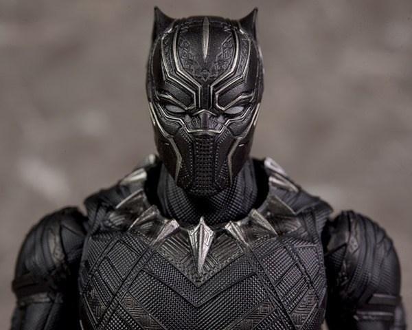 Первый мститель Противостояние фигурка Чёрная пантера
