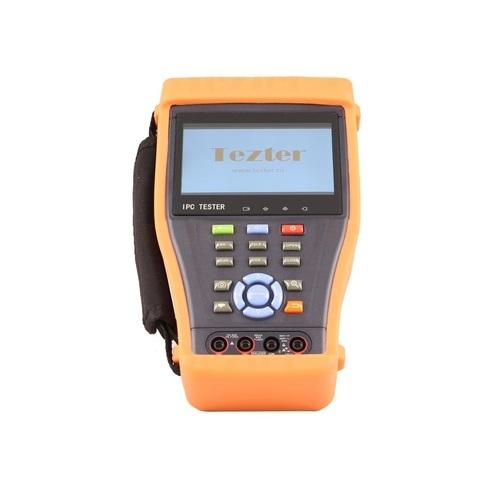 Универсальный монитор-тестер аналоговых и IP-в/камер TIP-H-M-4,3 (ver.2) (AHD/CVI/TVI + мультиметр)