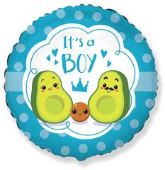 F Круг С Рождением Мальчика (семья авокадо), 18