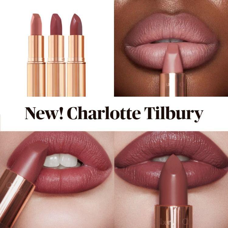 Charlotte Tilbury Mini Lip Wardrobe