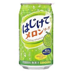 Лимонад Sangaria со вкусом спелой дыни 350 мл