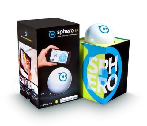 Sphero 2.0 Robotic Ball мяч
