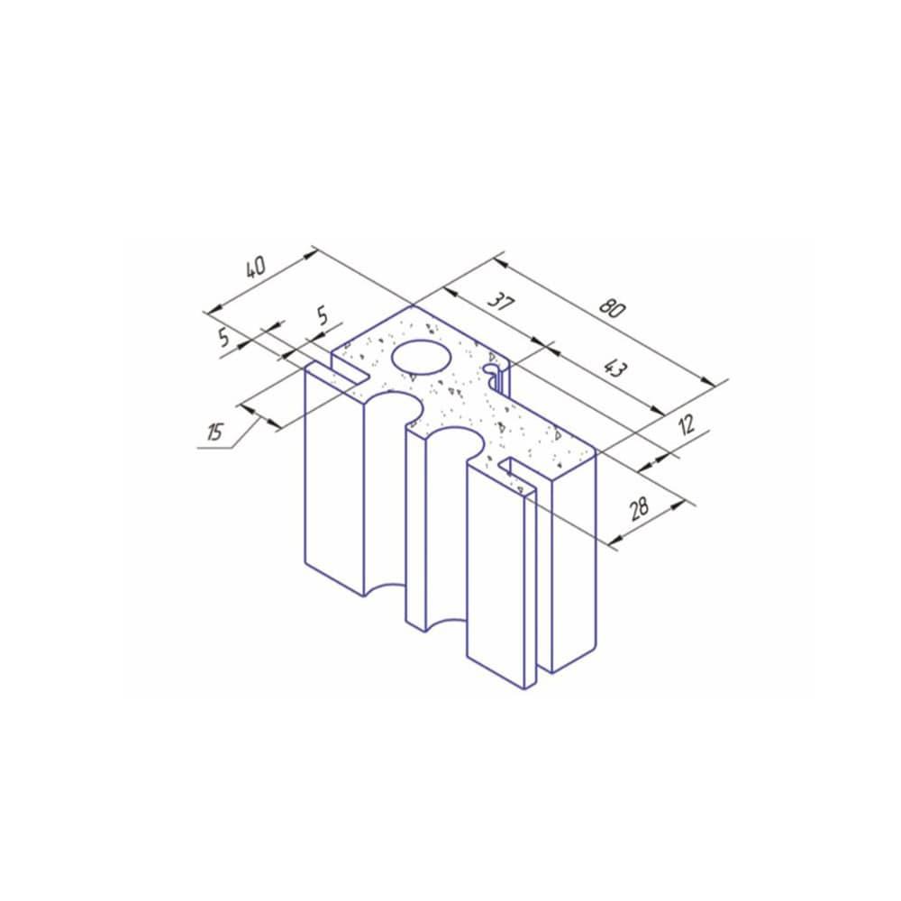 Влагостойкий Коробка телескопическая влагостойкая ПВХ korobka-dvertsov-min.jpg