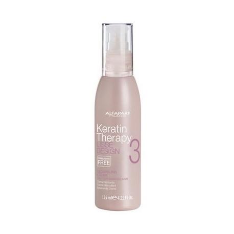 Кератиновый крем против спутывания для поврежденных волос