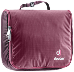 Косметичка Deuter Wash Center Lite I Maron/Aubergine