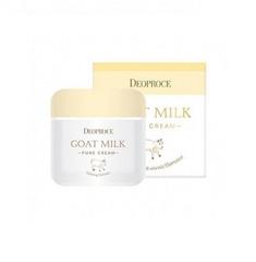 Deoproce - Крем нежный с козьим молоком, 50 гр