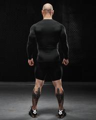 Лонгслив мужской Olimp Gold Series black