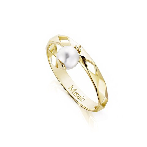 Кольцо Marimba Gold 17.2 мм RMARIMBA_G(54) BW/G