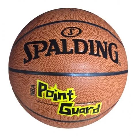 Мяч б/б № 5 Spalding Point Guard SР-5, вес 470-510 гр., окружность 69-71 см, экокожа