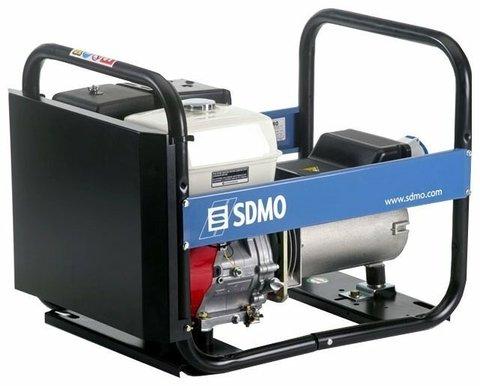 Кожух для бензинового генератора SDMO INTENS HX6080 (6000 Вт)