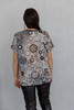 Блуза-футболка с камнями 02/30