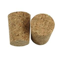 Пробка корковая конусная винная 17-21мм длина 35см (упак 100шт)
