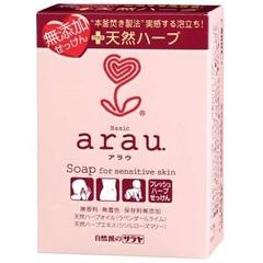 Мыло для рук, ARAU, гипоаллергенное, 100 г.