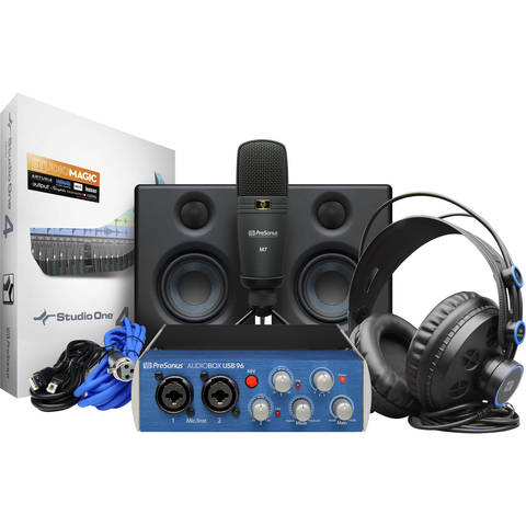PRESONUS AudioBox Studio Ultimate Bundle Студийный комплект