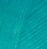 Пряжа Alize Angora Real 40 570 (Светлый изумруд)