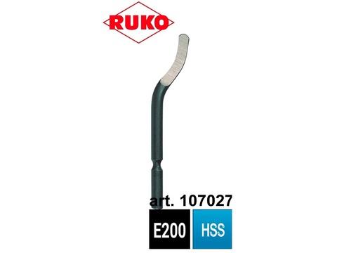 Лезвие для гратоснимателя Ruko Unigrat E200 HSS d.3,2мм 107027