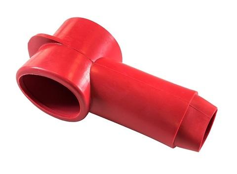 Колпачок защитный для клеммы, штифт 1.25x0.7, красный