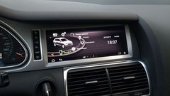 Монитор для Audi Q7 2G 2006-2009 Android 10 4/64GB IPS модель СB-8801