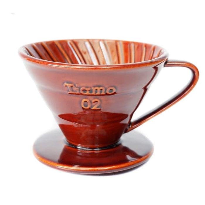Воронка Tiamo керамическая V02