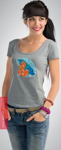 FT583/3 футболка женская