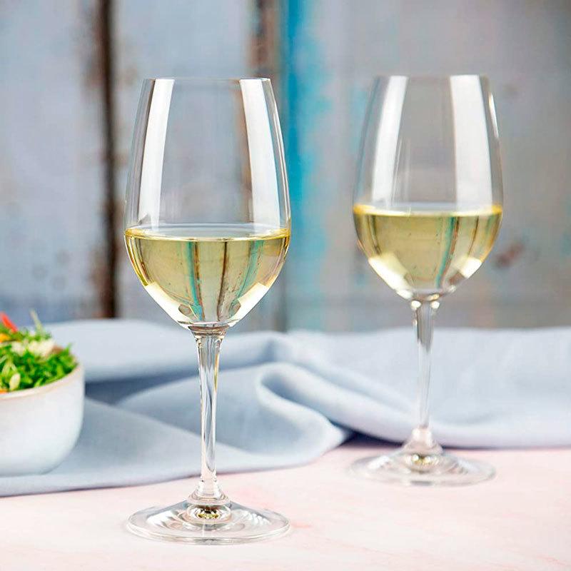 Набор бокалов из хрусталя для белого вина  4шт, 350мл, VIvino, Nachtmann