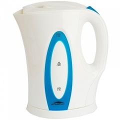 Чайник электрический 2л Эльбрус-4 белый с синим