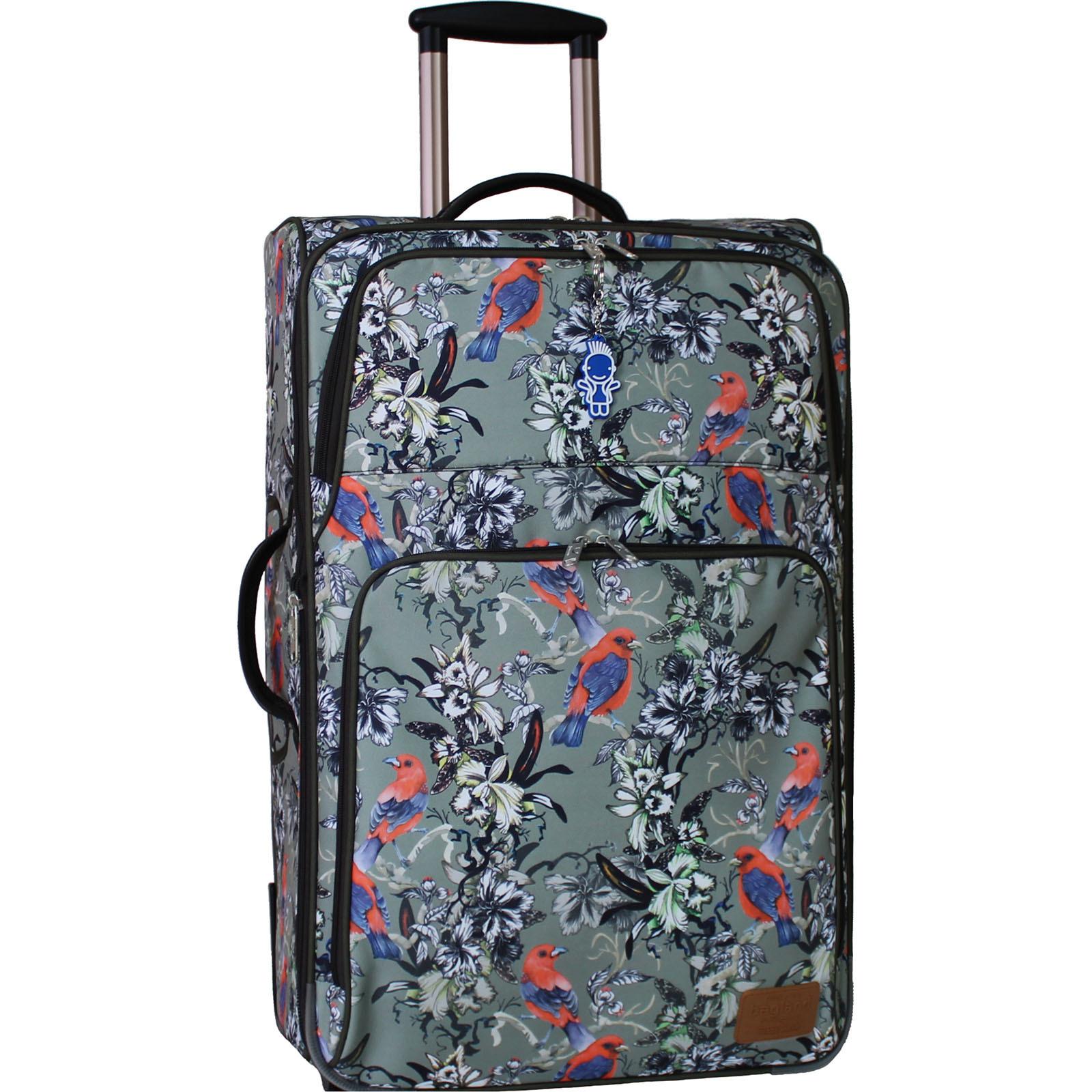 Дорожные чемоданы Чемодан Bagland Леон большой дизайн 70 л. сублімація 178 (0037666274) IMG_9884.JPG