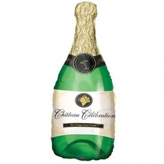 А Фигура, Бутылка шампанского, 36