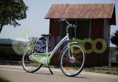 Велогибрид Eltreco Grand C