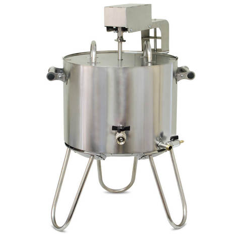 Домашняя сыроварня с мешалкой Maggio Pro 30.4 ПМЗ, фото