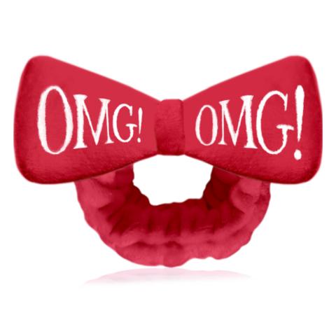 Double Dare OMG! HAIR BAND-RED повязка косметическая для волос красная 1шт