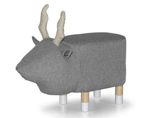Пуф детский STUMPA  олень