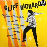 Cliff Richard / England's Own Elvis (2LP)