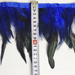 Купить оптом перья Петуха на ленте в интернет-магазине