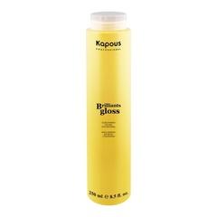 KAPOUS блеск-шампунь для волос