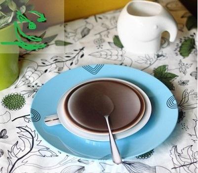 Часы - чашка кофе