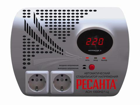 Стабилизатор РЕСАНТА АСН-1000 Н2/1-Ц