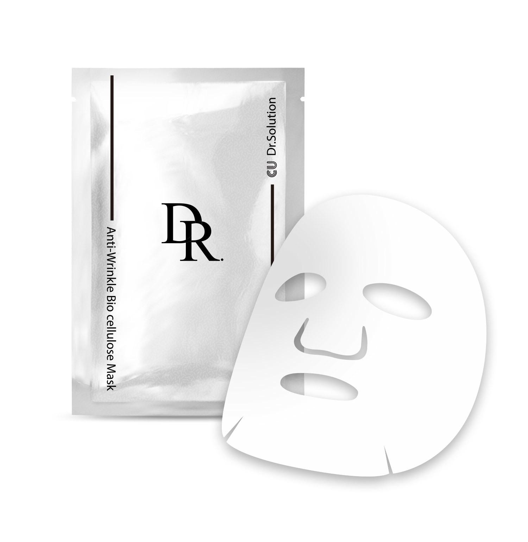 Купить Маска для Лица с Пептидами и Волюфилином CU DR.SOLUTION ANTI-WRINKLE BIO CELLULOSE MASK