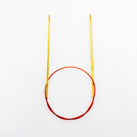 Спицы круговые с удлиненным кончиком, №2.25, 100см ADDI Германия арт.755-7/2.25-100
