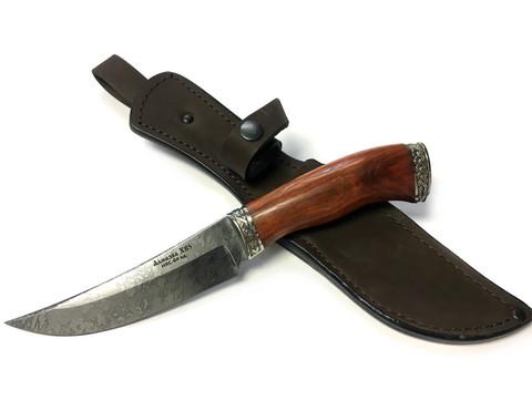 Нож Клык, Алмазка ХВ5, дерево