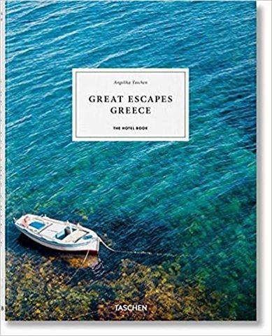 TASCHEN: Great Escapes Greece