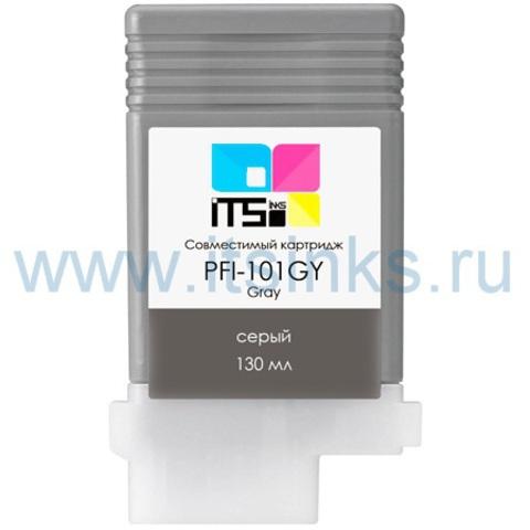 Картридж PFI-101GY 130 мл