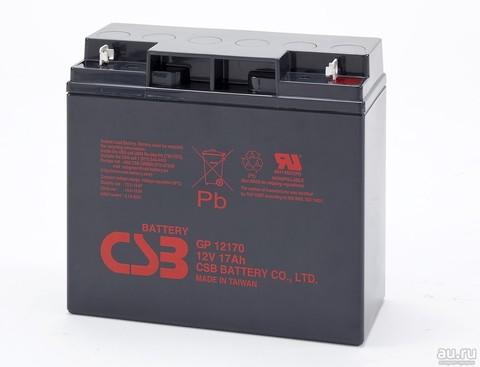 Аккумулятор 17А/ч  GP 12170