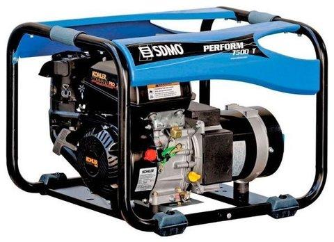 Кожух для бензиновой электростанции SDMO PERFORM 7500 T C