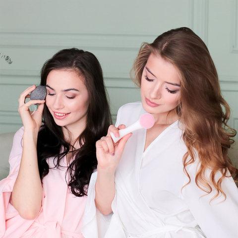 Щітка для очищення обличчя Dual Face Brush Joko Blend (2)