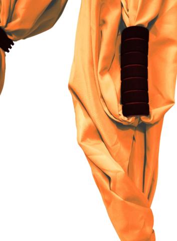 Йога-гамак Universal Orange